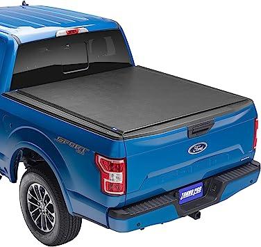 Amazon Com Tonno Pro Lo Roll Soft Roll Up Truck Bed Tonneau Cover Lr 2005 Fits 2002 2008 Dodge Ram 1500 2500 3500 6 Bed 78 Black Automotive