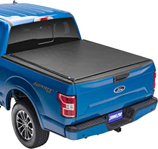 """Tonno Pro Lo Roll, Soft Roll-up Truck Bed Tonneau Cover 