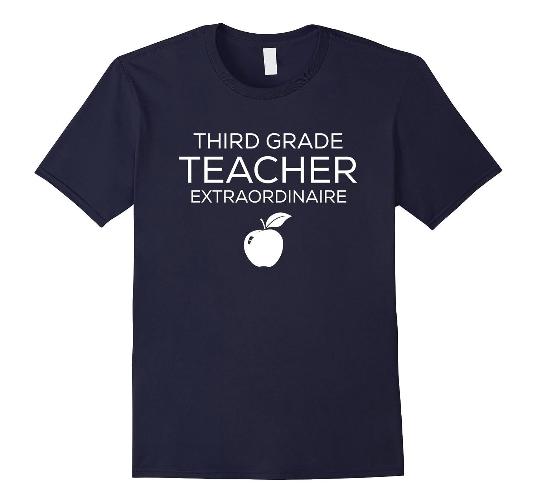 3rd Third Grade Teacher Funny Tee Shirt Men Women-4LVS