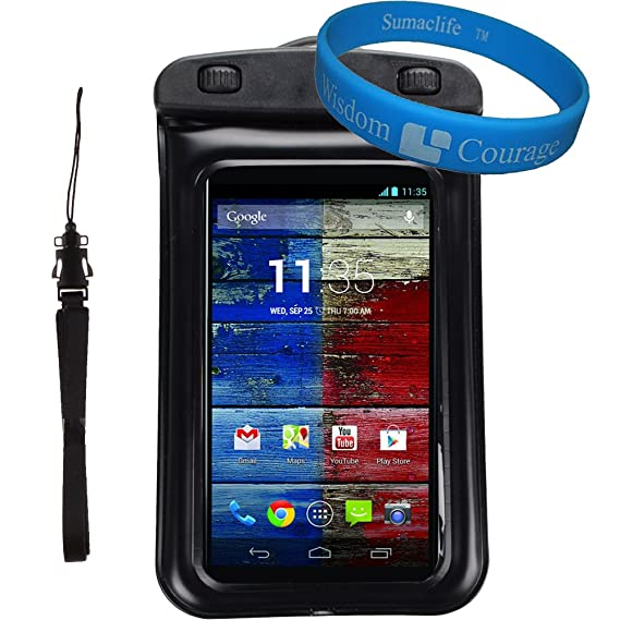 new product 17ada 30a3f Amazon.com: Universal Protective Waterproof Bag / Pouch / Cover ...