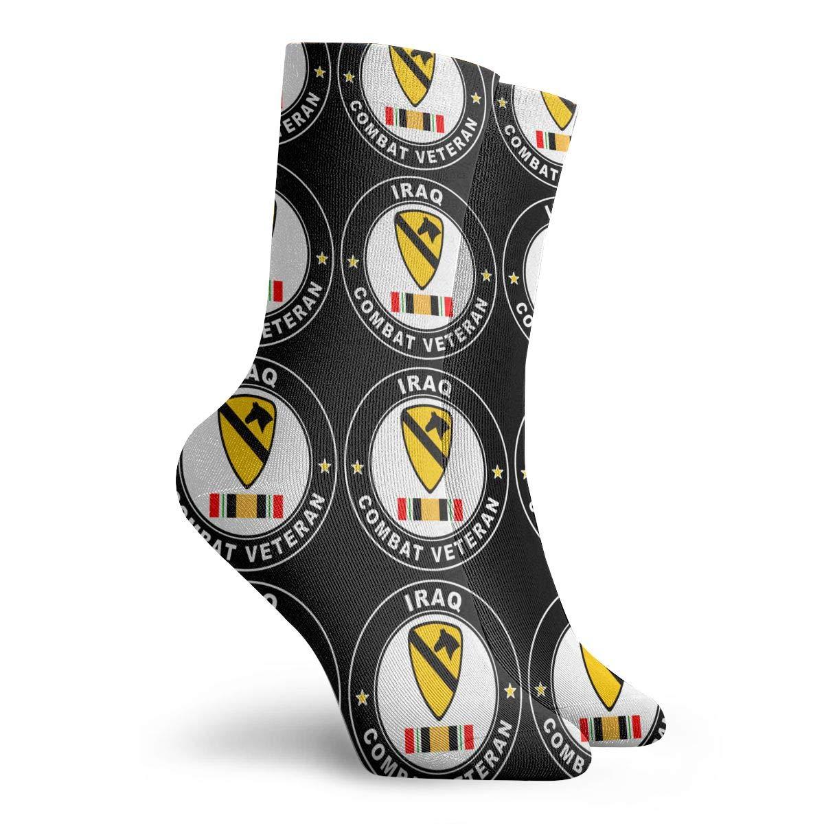Amazon.com: Calcetines de combate para veteranos del Iraq ...