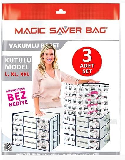 Magic Bag Space Saver