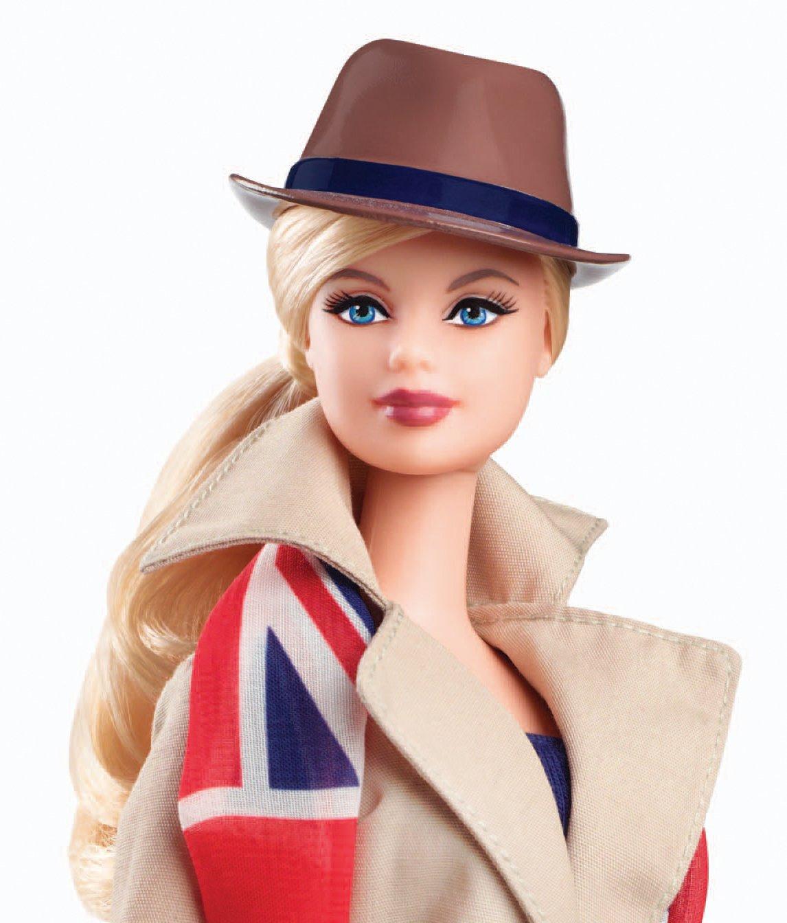 29b4a64222473 Amazon.com  Barbie Dolls of The World United Kingdom Doll  Toys   Games