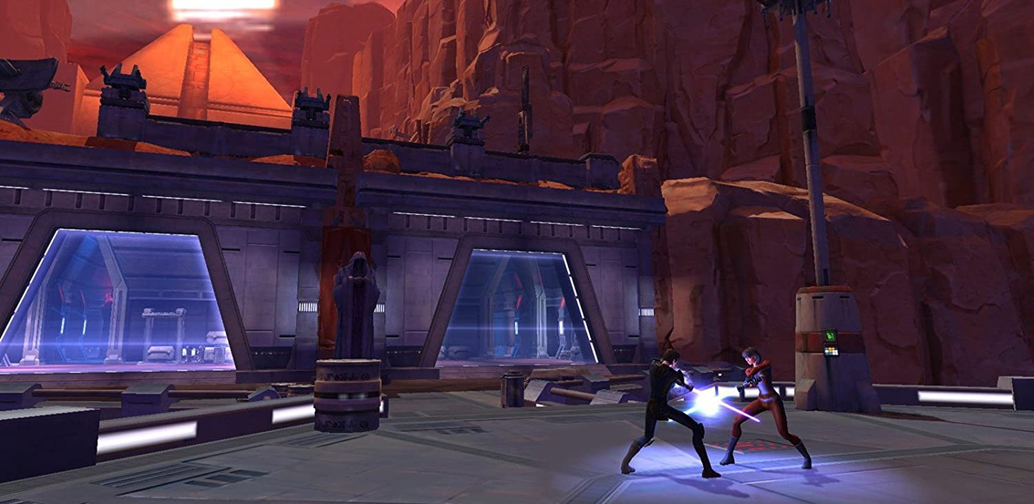 Amazon com: Star Wars Knights of the Old Republic - Xbox