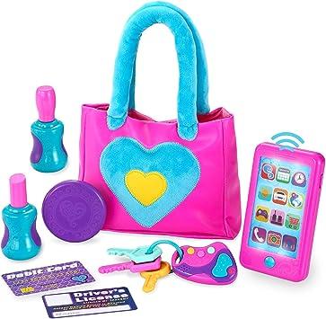 Cute Mix 10pcs Different  Doll  Handbag Shoulder bag Toy ES WL