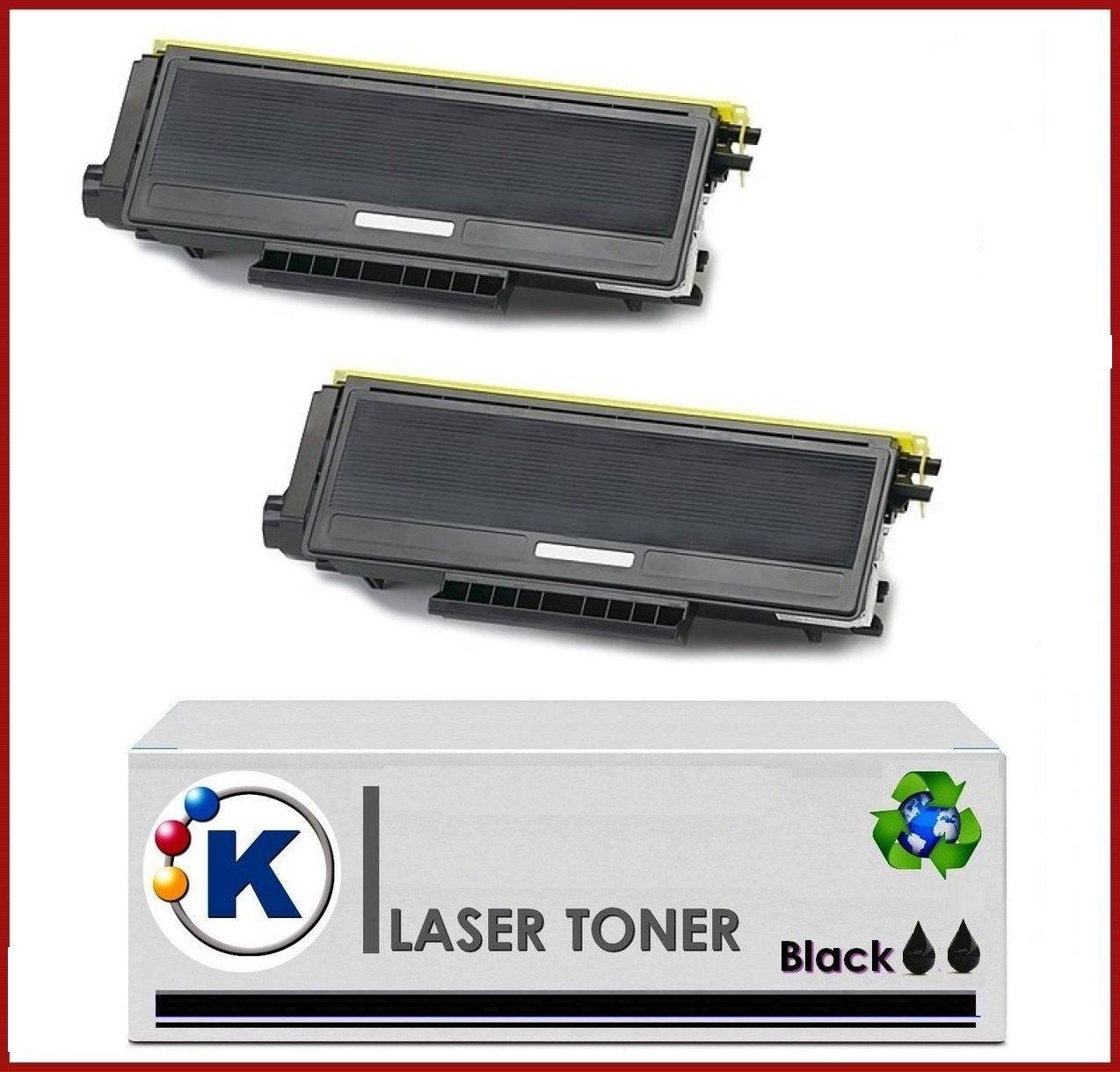 Brother TN3170 - 2 Toner COMPATIBLE TN-3170 , toner Laser Negro 2X 3170, toner TN-3170 , IMPRESORAS LASER:Hl/5240/5250Dn/5280Dw/5240L ...