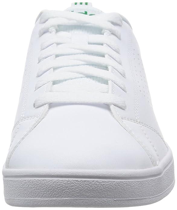 best service ea7db 3d011 adidas Advantage Clean VS, Baskets Basses Homme  adidas NEO  Amazon.fr   Chaussures et Sacs