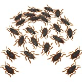 Plastic Cockroaches : package of 72