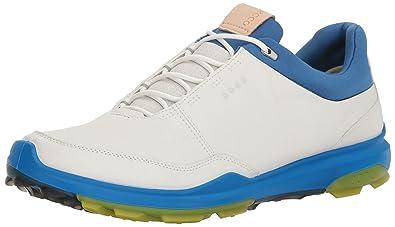 ECCO Men s Biom Hybrid 3 Gore-Tex Golf Shoe White Kiwi 39 M EU 7a63c6eb8