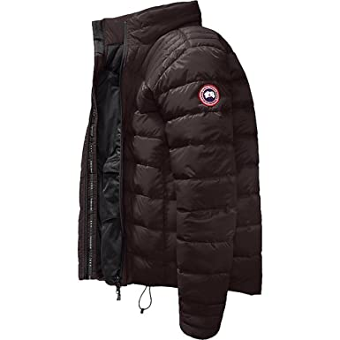 Canada Goose Mens Brookvale Jacket - Charred Wood (X-Large)