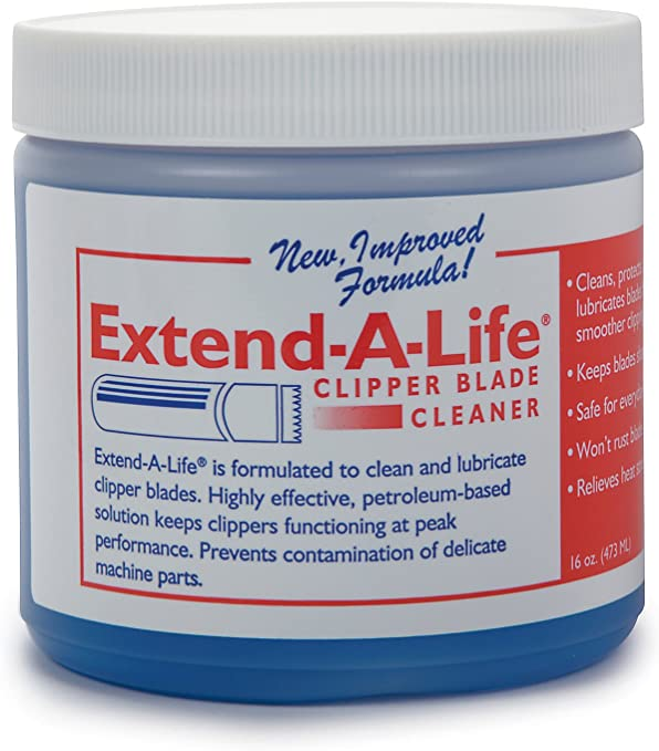 Top Performance Extend-A-Life Clipper Blade Rinse, 16-Ounce