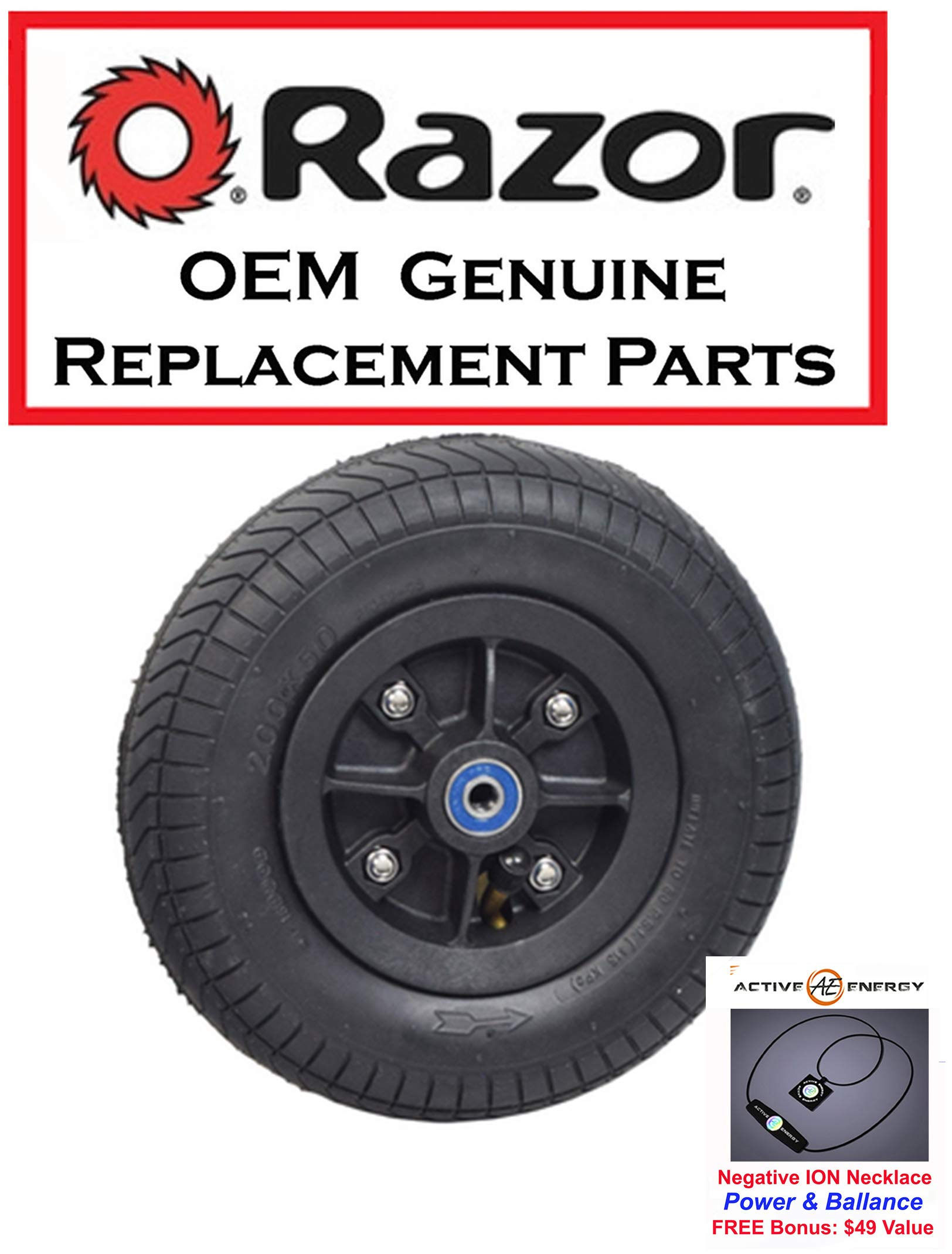 A5 Air Wheel, Genuine Replacement Parts for Razor A5 Air Scooter