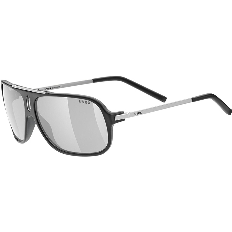 Uvex Gafas de Sol, Todas Las Estaciones, Unisex, Color Negro ...