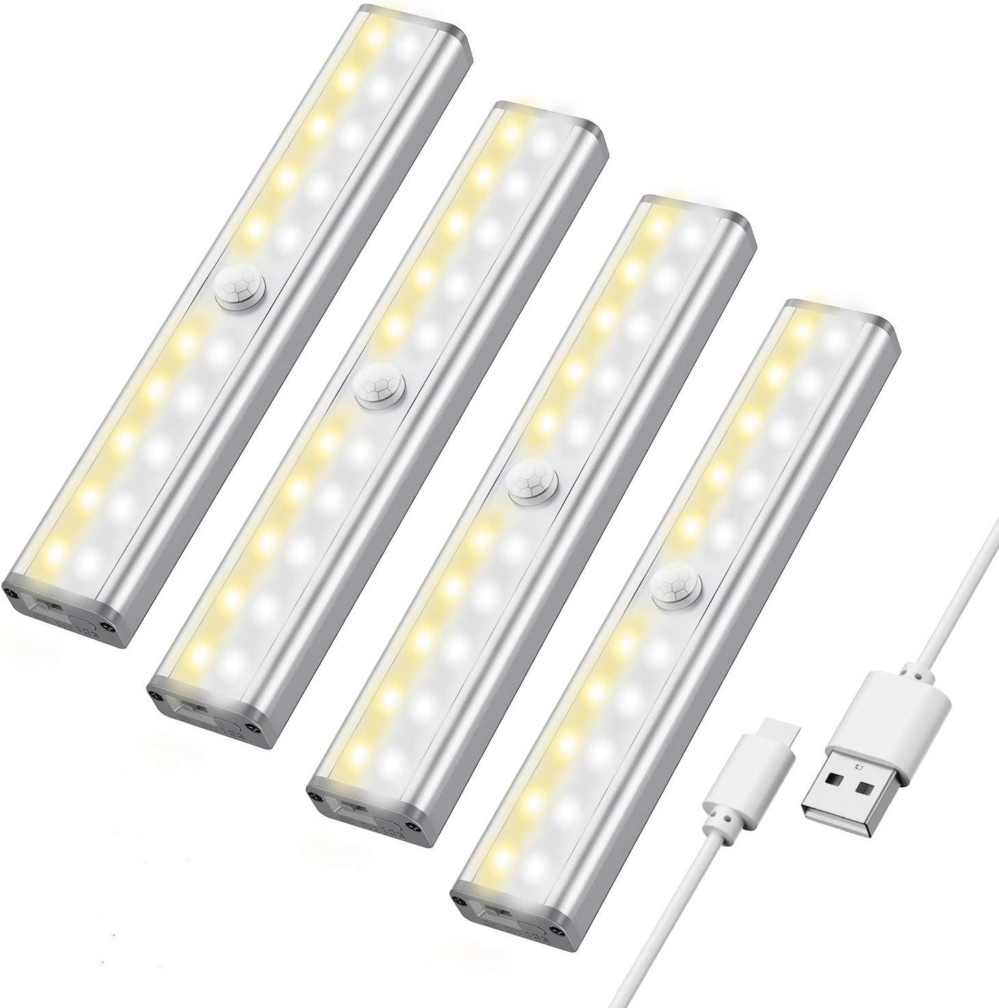 best under cabinet led lighting battery