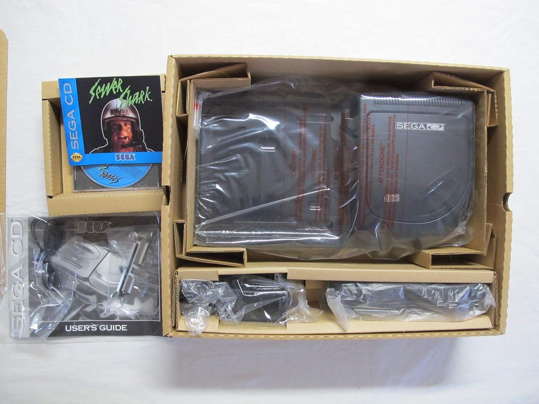 Amazon com: Sega CD Model 2 - Video Game Console: Video Games