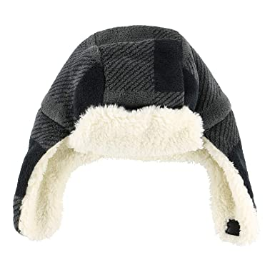937538960d6 Grey Buffalo Check Critter Cap Hats For Kids And Adults by LazyOne