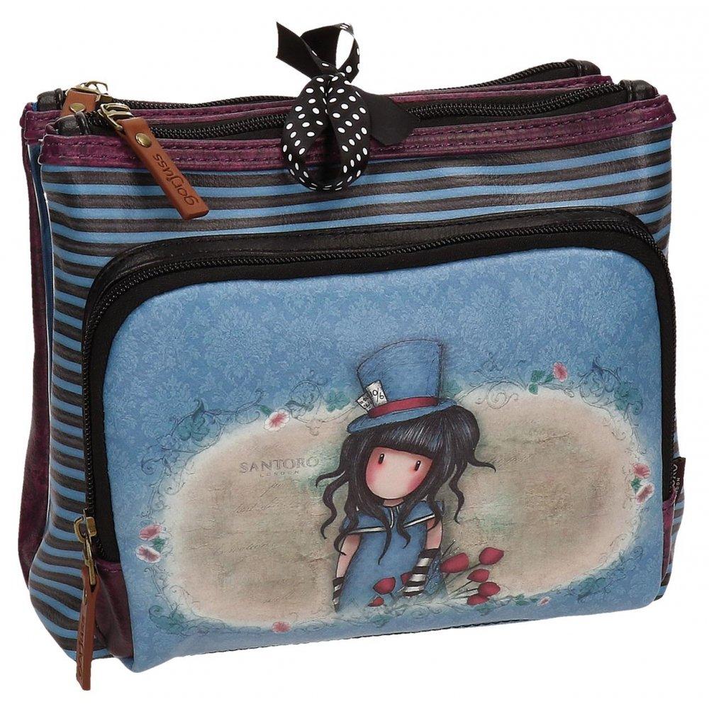 Gorjuss The Hatter Travel bag