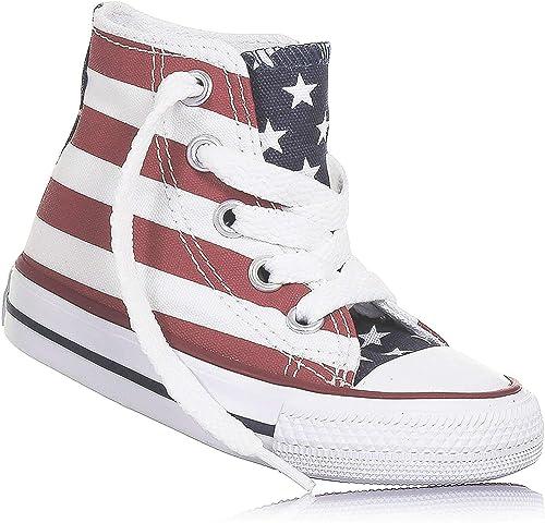 Baskets Converse YTHS CTAS HI N navy livraison gratuite