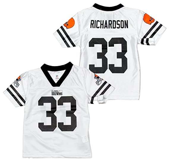 trent richardson browns jersey