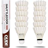 Pack de volants en nylon évolués, balles de badminton à vitesse moyenne, stabilité et durabilité exceptionnelles, sports de plein air en intérieur, balles de badminton à haute vitesse