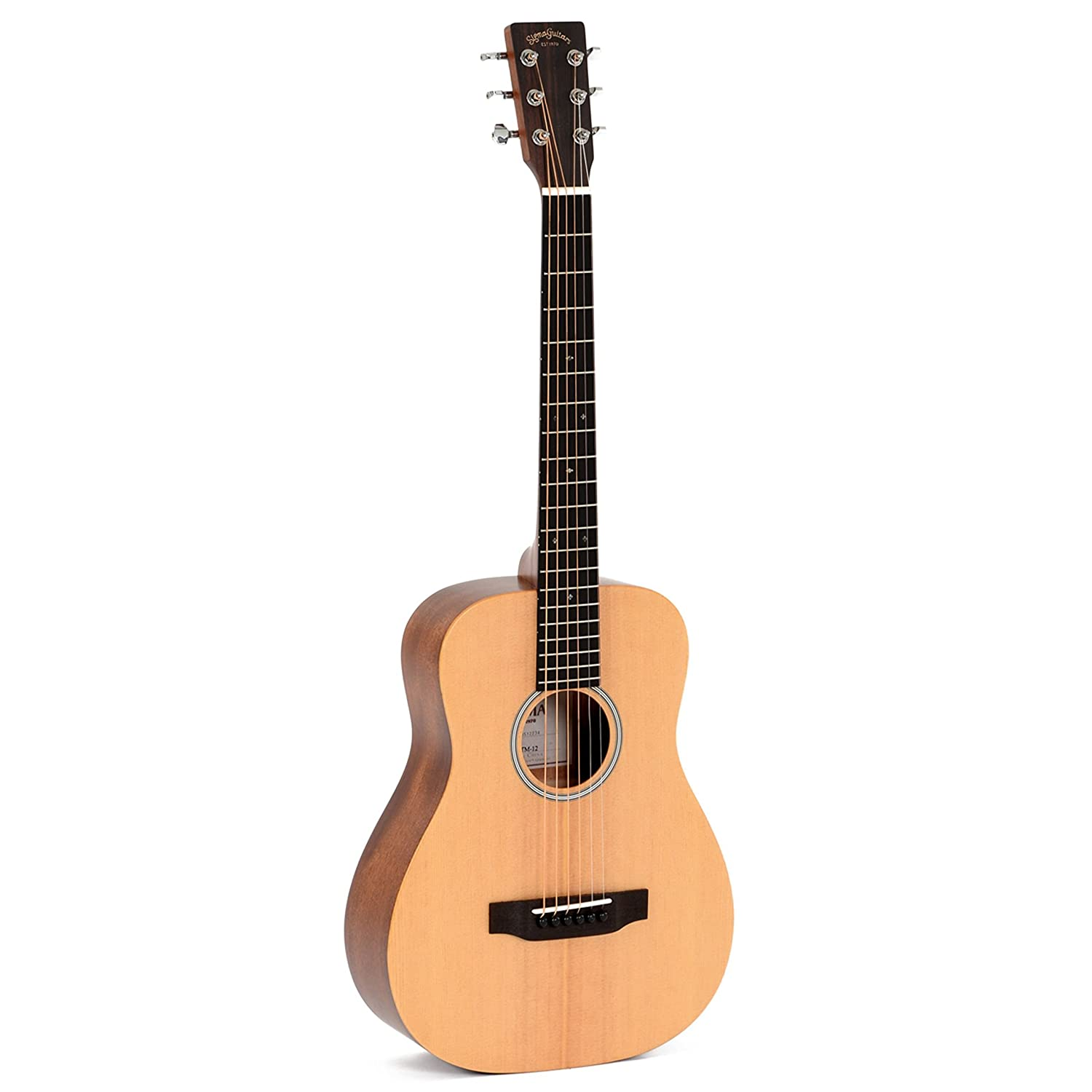 大割引 Sigma: TM12+ B079LJ3VW9 Travel Acoustic Guitar (With Guitar Bag). Travel For アコースティックギター B079LJ3VW9, アツマチョウ:d3bd0b59 --- demo.koveru.com