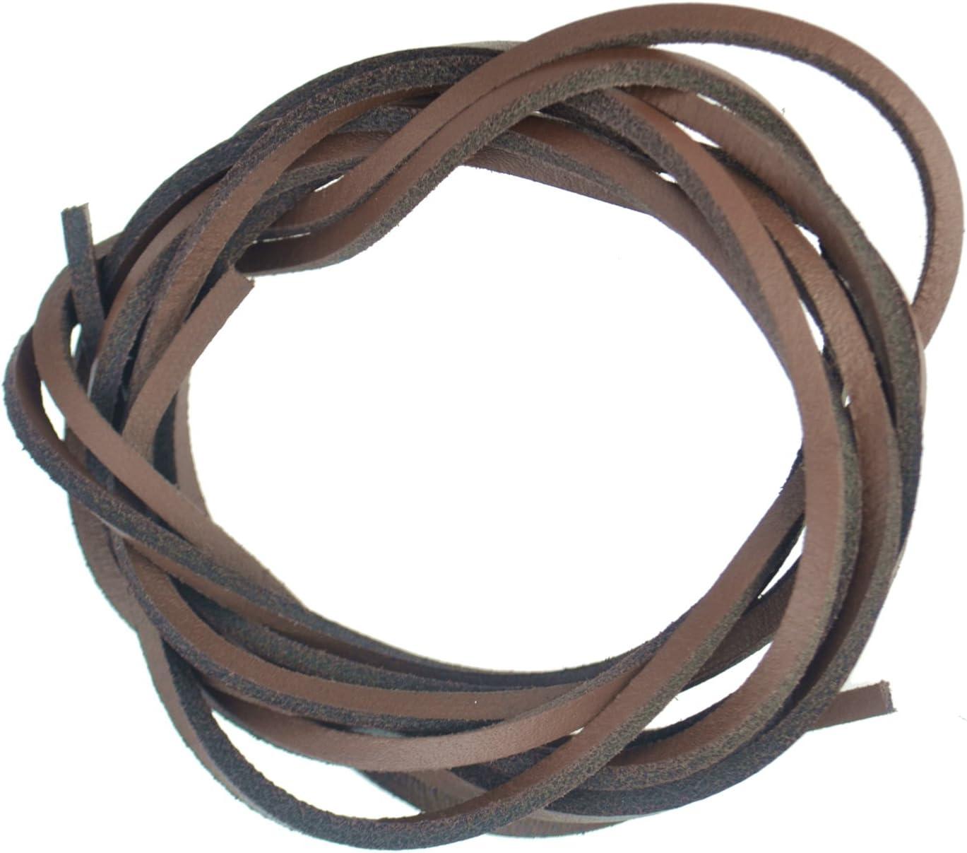 Amazon.com: TSL Leather Shoe Laces