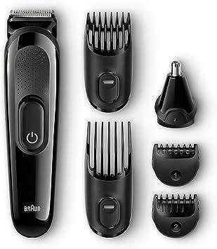 Braun MGK 3020 - Set de Afeitado Multifunción, Precisión para ...
