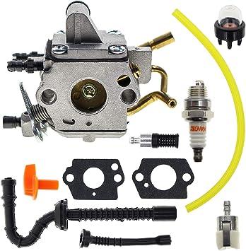 Carburetor For Stihl MS192 MS192T MS192TC 1137-120-0650 Chainsaw Zama C1Q-S258