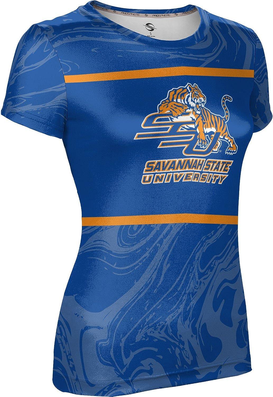 ProSphere Savannah State University Girls Performance T-Shirt Ripple