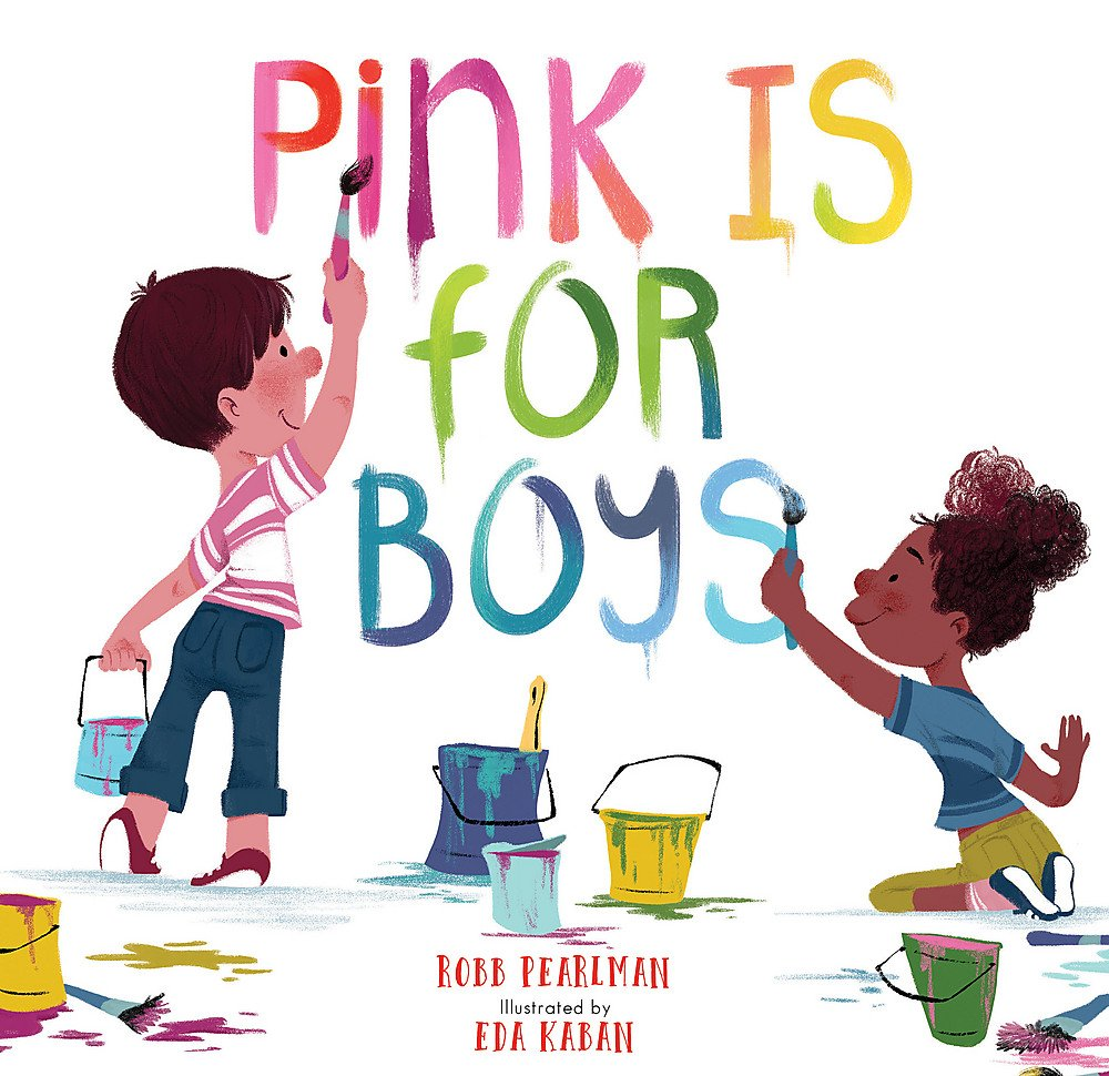 Pink Is for Boys by Running Press Kids (Image #1)