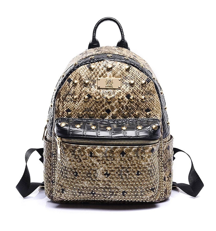 Keshi PU Cute Backpack Bag, Fashion Cute Lightweight Backpacks for Teen Young Girls