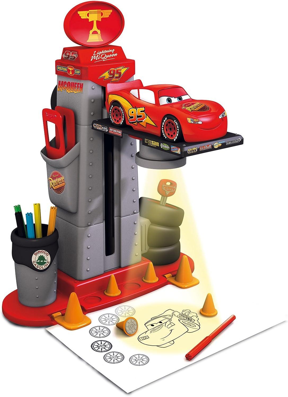 Famosa Cars Projector: Amazon.es: Juguetes y juegos
