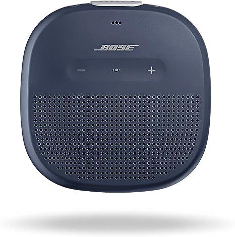 Oferta amazon: Bose Soundlink Bose, Altavoz Multimedia Micro, Azul Oscuro