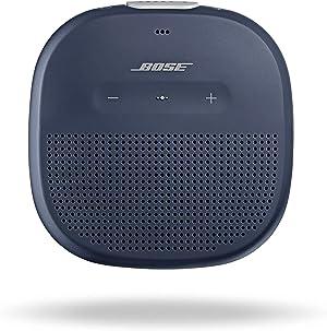 Bose SoundLink Micro, Portable Outdoor Speaker, (Wireless Bluetooth Connectivity), Midnight Blue