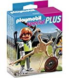 Playmobil 5293 Celtic Warrior with Campfire