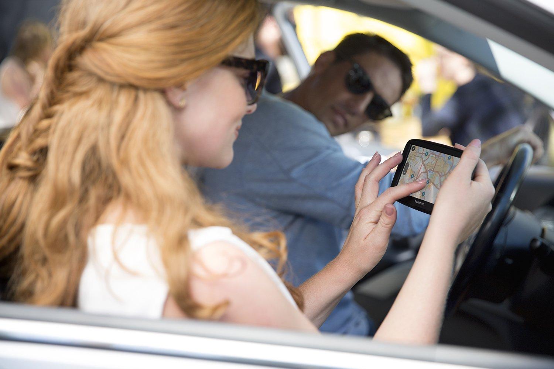 TomTom Start GPS-Navigationssystem Europa