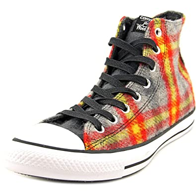 2bdccd2d1504a5 Converse All Star Hi Woolrich Casual Shoes Size Men s 9 Women s 11