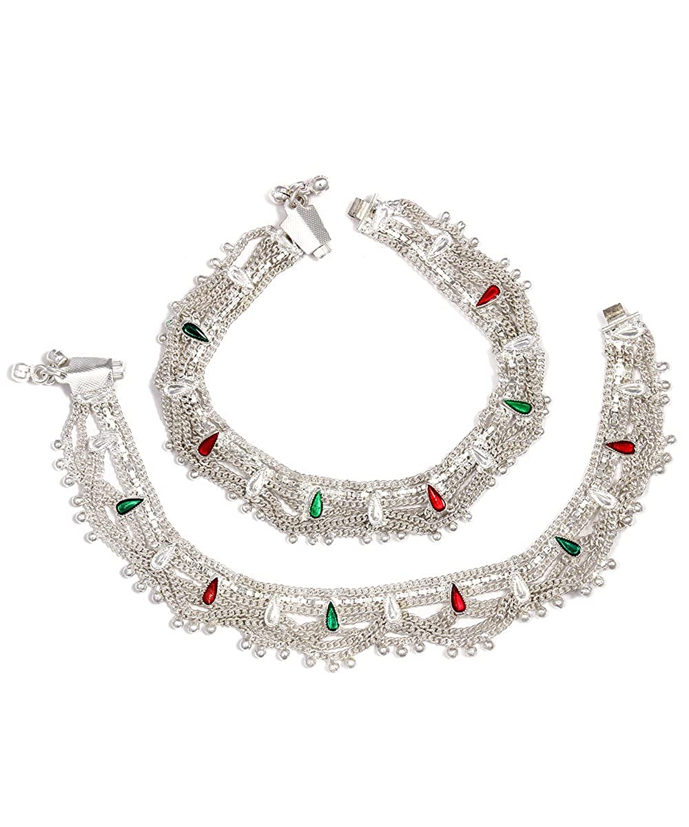 Trendz Silver Plated...