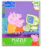 UPD 19540 Peppa Pig 24Pc Puzzle, Multi