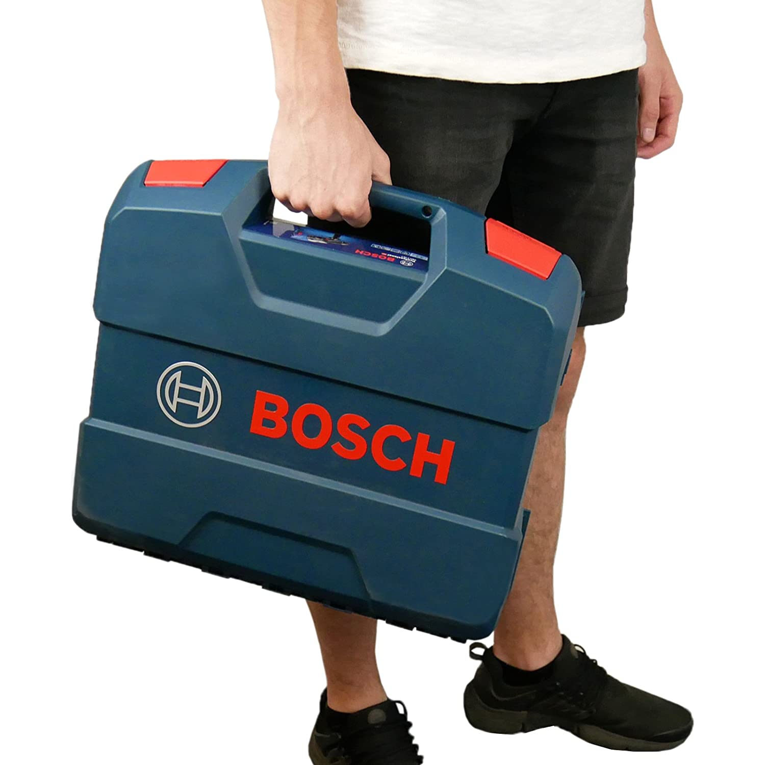 Bosch Professional Travel Carry Case To Hold Store Bor Hammer Gbh 28 Rotary 2 26 Dre And All Structurally Identical Models Diy Tools
