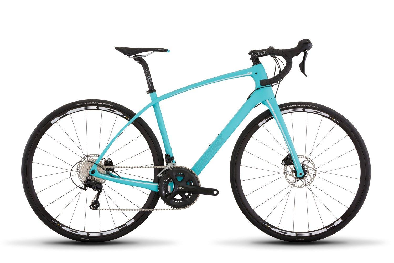 新しい2018 Diamondback Arden 5 Carbon Complete Bike B079PM52GRブルー 52cm