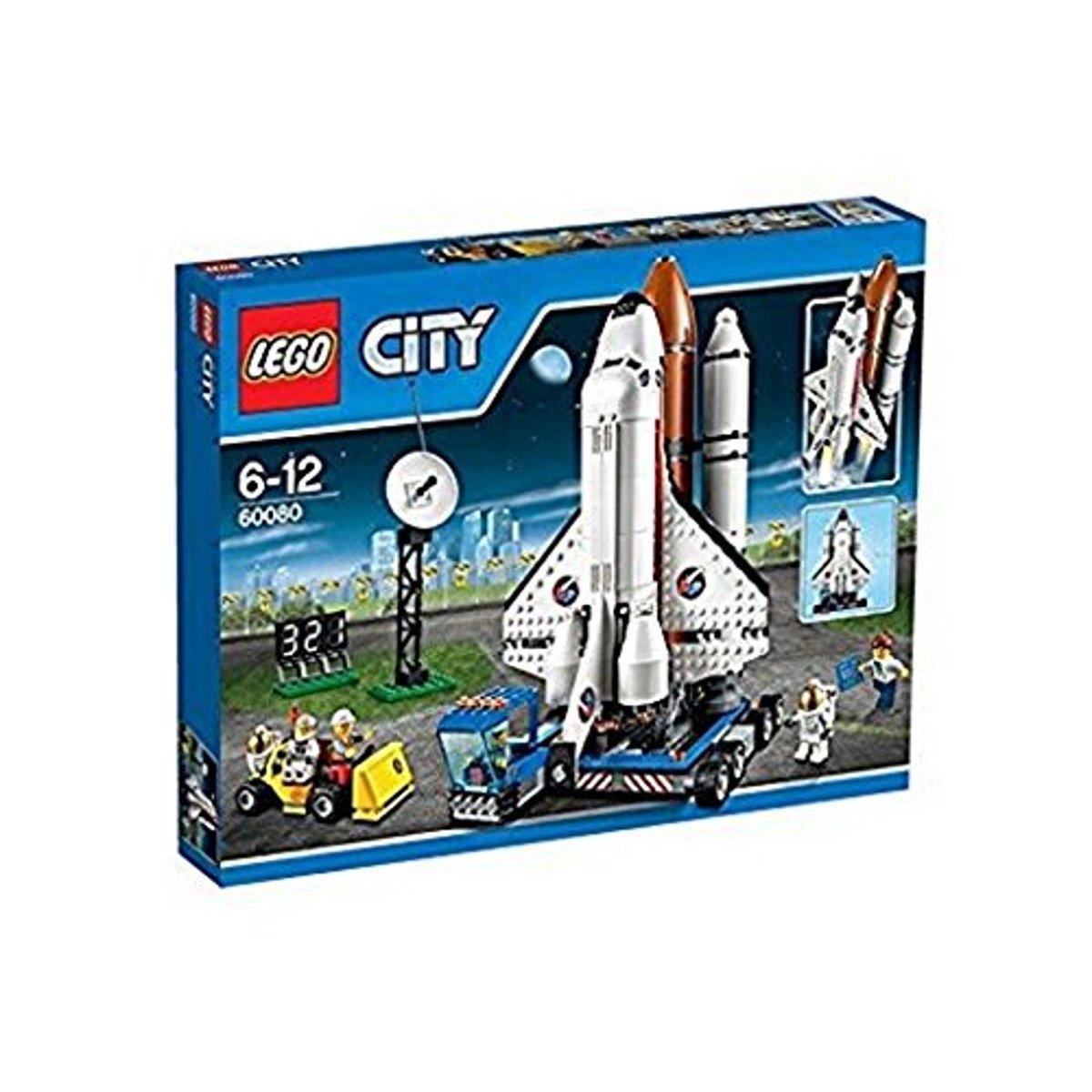 Raumschiff Spielzeug - Lego City 60080 Raketenstation