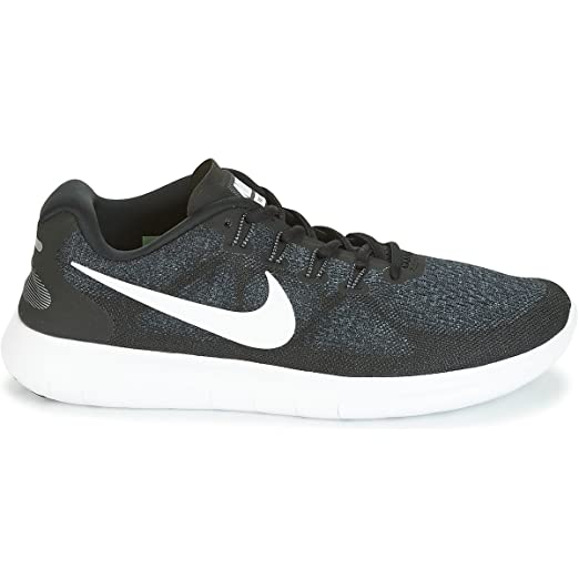 100% authentic e7079 ae3dc Nike - Free RN 2 Black Hot Punch - Sneakers Hombre  MainApps  Amazon.es   Zapatos y complementos