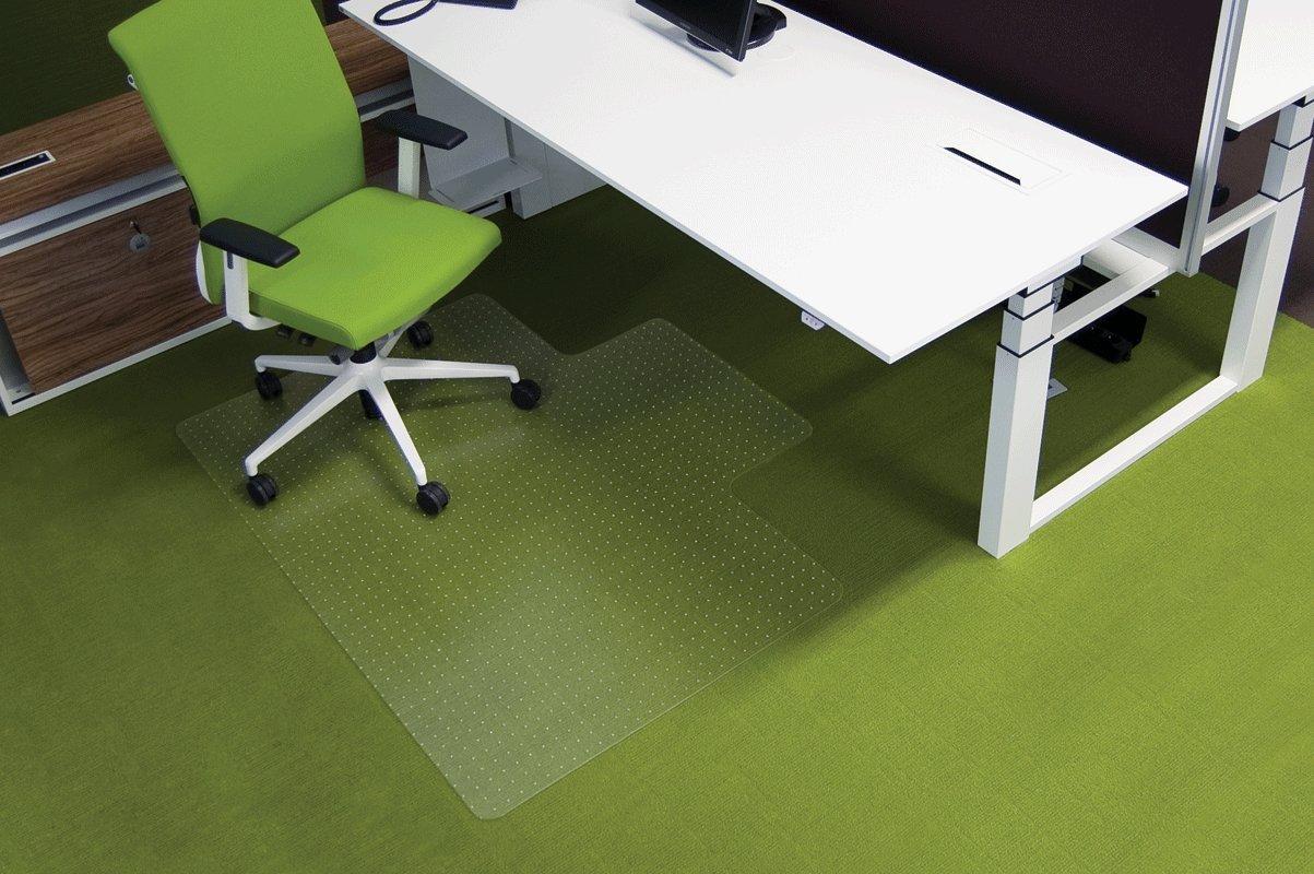Ecogrip f/ür hochflorige Teppiche 16 Gr/ö/ßen und Formen zur Auswahl absolut umweltfreundliche Bodenschutzmatte T/ÜV gepr/üft