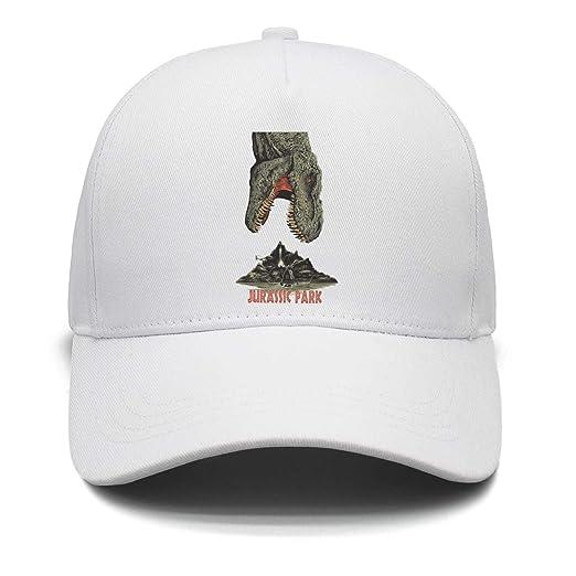 Ruslin Women Men Jurassic-Park-Jurassic-World- Snapback Hats Adjustable  Designer caps 89c0e162c6f