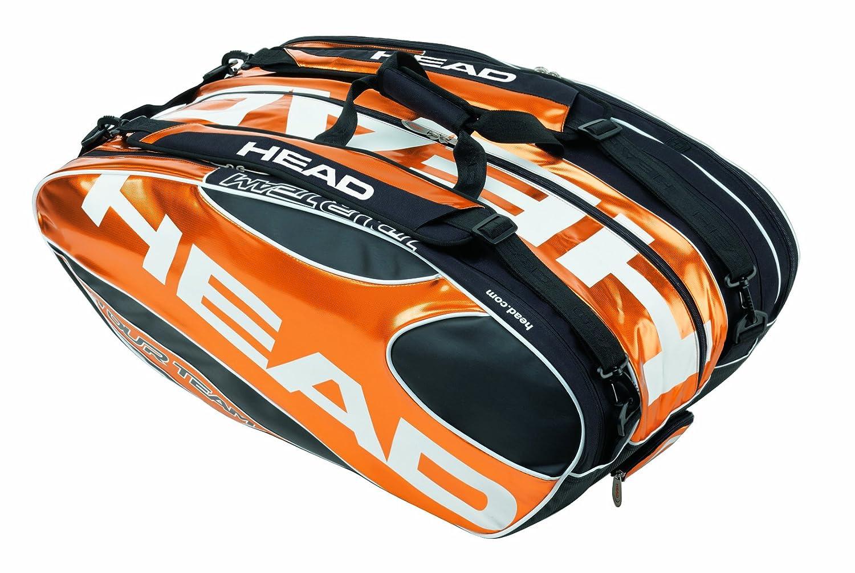 ヘッドツアーチームMonstercombiテニスバッグ B001TNH2BW