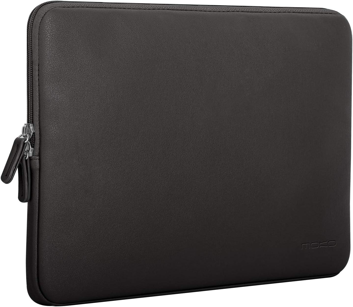 MoKo 13-13.3 Inch Laptop Sleeve Bag Fits MacBook Air 13-inch Retina 2020-2016, MacBook Pro 13