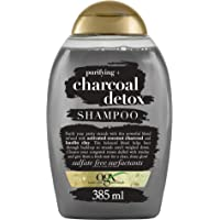 OGX Purifying Charcoal Detox Shampoo, 385 ml