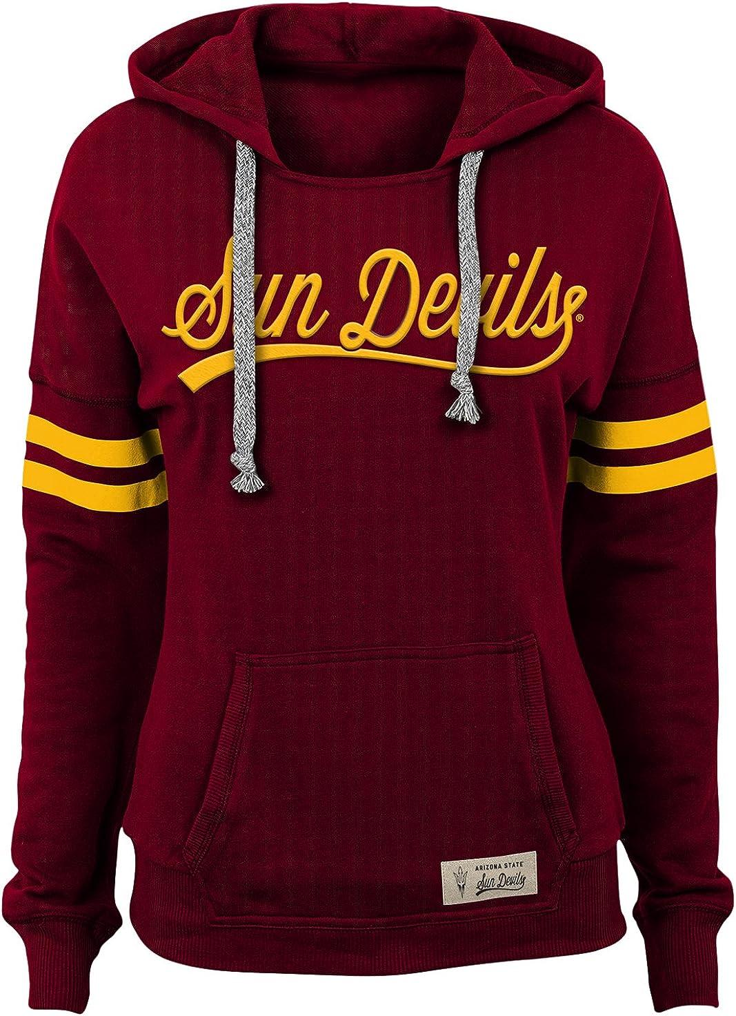 Team Color NCAA Juniors Outerstuff Varsity Pullover Hoodie