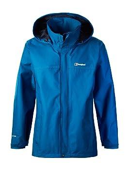 berghaus RG Alpha Jacket Chaqueta Impermeable, Hombre: Amazon.es: Deportes y aire libre